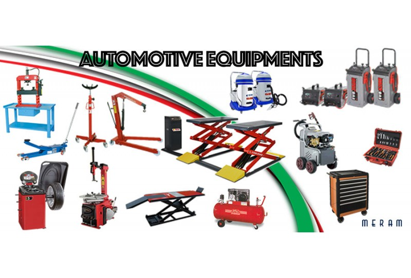 New Product Category - Automotive Equipment
